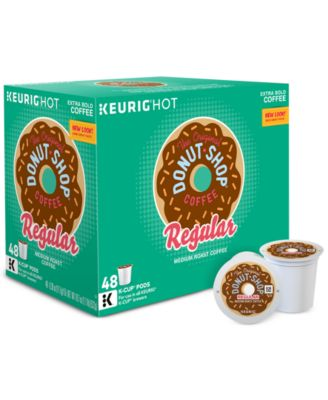 Keurig 15154 The Original Donut Shop 48-Ct. Regular Value Pack