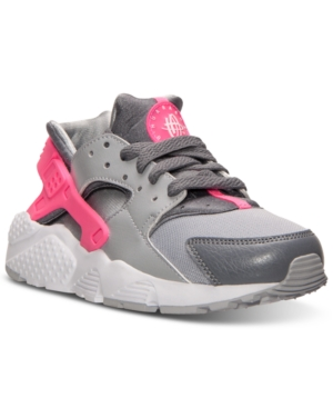 0d46363e00401 UPC 886668020501 product image for Nike Big Girls  Huarache Run Running  Sneakers from Finish Line ...