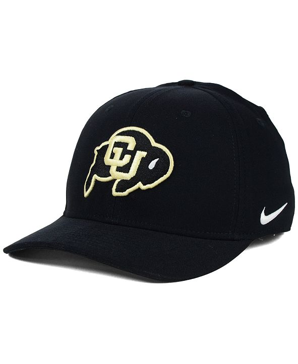 Nike Colorado Buffaloes Classic Swoosh Cap