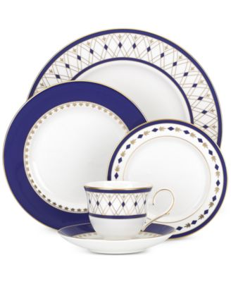 Lenox Royal Grandeur Bone China 5-Pc. Place Setting