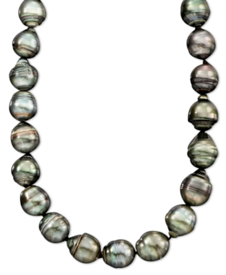 Tahitian Cultured Pearl Strand
