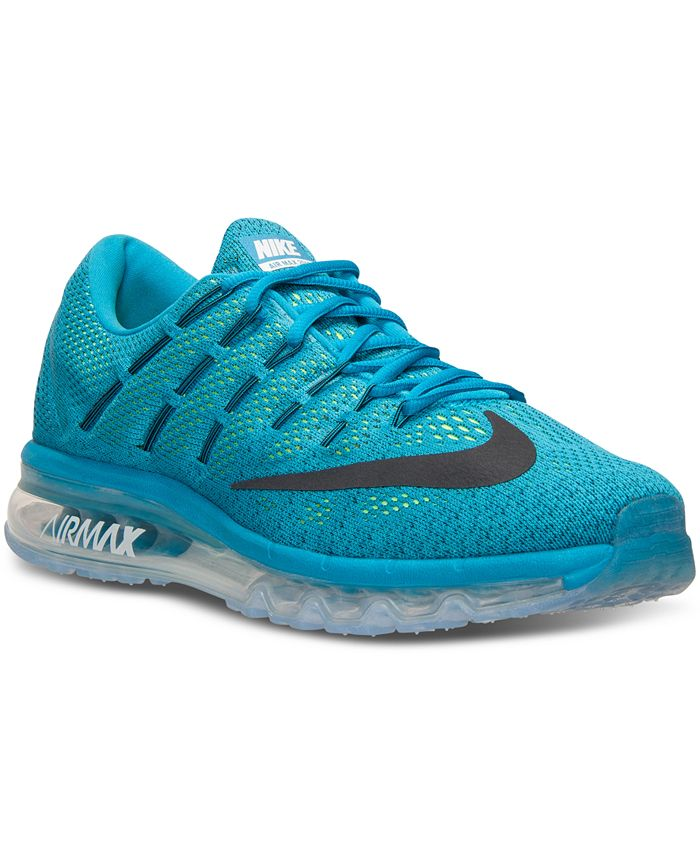 Nike - Men's Air Max 2016 Running Sneakers from Finish Line
