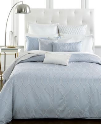 Hotel Collection Finest Pendant Full/Queen Duvet Cover, Only at Macy's