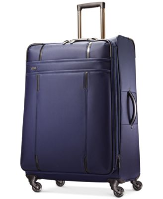 """Hartmann Modern LineAire 27"""" Long Journey Expandable Spinner Suitcase"""