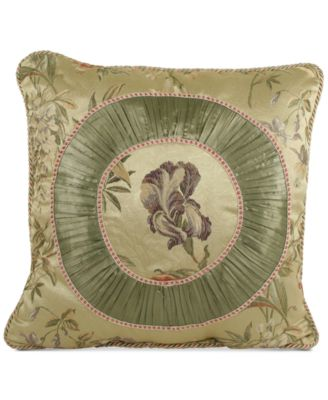 "Croscill Iris 20"" Square Decorative Pillow"