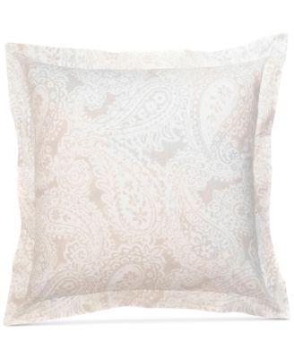 Tommy Hilfiger Mission Paisley European Sham