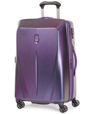 "Travelpro Walkabout 3 25"" Expandable Hardside Spinner Suitcase, Only at Macy's"