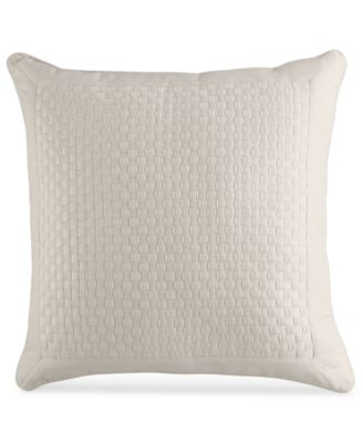 "Hotel Collection Radiant 18"" Square Decorative Pillow, Only at Macy's"