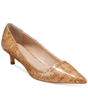 Charles by Charles David Drew Kitten-Heel Pumps Women's Shoes