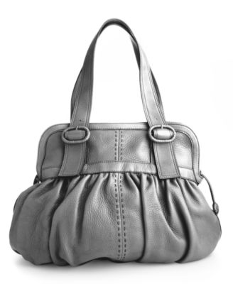 Cole Haan Village Soft Ruched Satchel