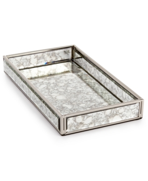 Home Design Studio Vintaged Mirrored Tray,  Only at Macy's plus size,  plus size fashion plus size appare