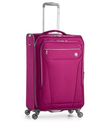"Revo City Lights 2.0 25"" Expandable Spinner Suitcase, Only at Macy's"