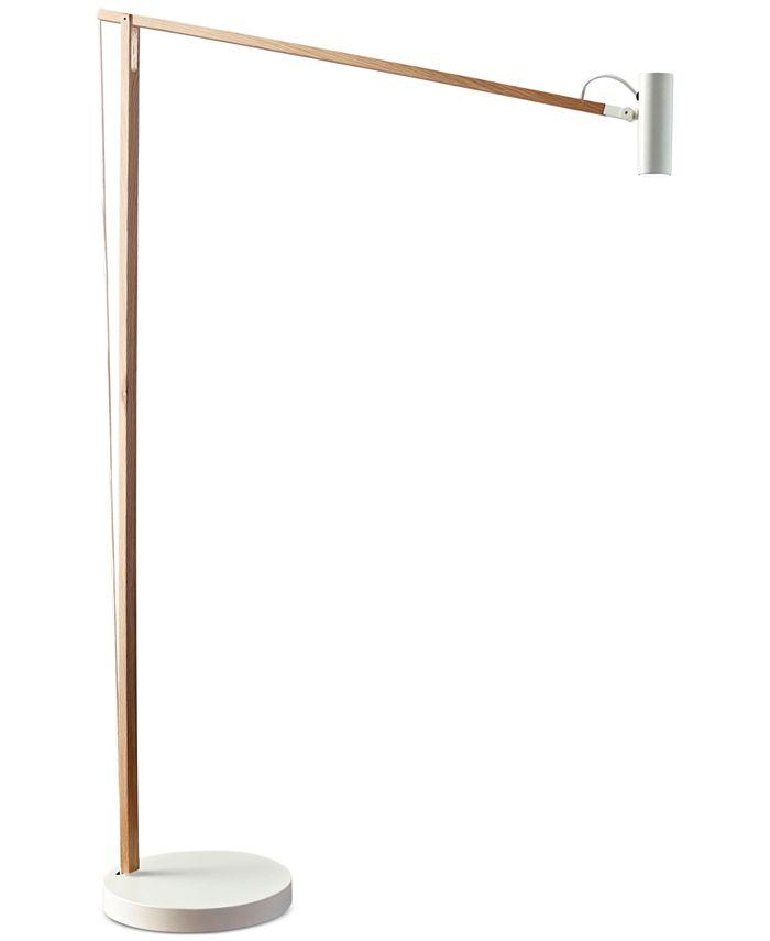 Adesso - Crane LED Floor Lamp