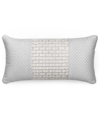 "Hotel Collection Finest Crescent Beaded 10"" x 20"" Decorative Pillow, Only at Macy's"