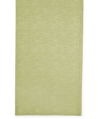 "Bardwil Continental Collection 70"" Kiwi Table Runner"