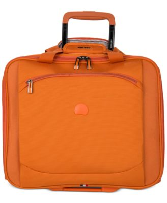 CLOSEOUT! Delsey Hyperlite 2.0 Trolley Rolling Tote in Orange, Only at Macy's
