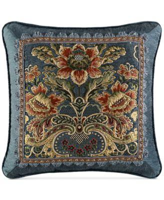"J Queen New York Cassandra 20"" Square Decorative Pillow"
