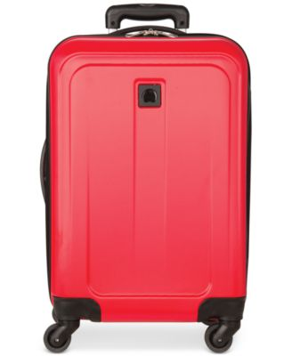 "Delsey Free Style 2.0 20"" Carry-on Hardside Expandable Spinner Suitcase, Only at Macy's"