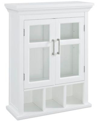 Hayde Two Door Wall Cabinet, Direct Ships for $9.95!