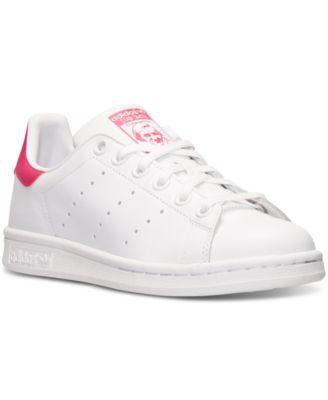 adidas Big Girls' Stan Smith Casual