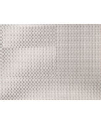 Chilewich Wicker Platinum Placemat