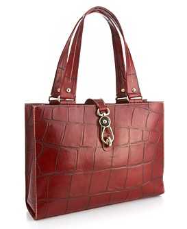 "Dooney & Bourke ""Croco"" Tote from macys.com"