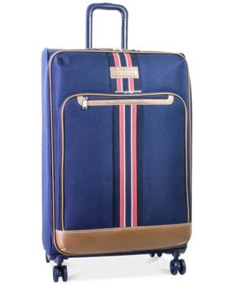 "Tommy Hilfiger Freeport 28"" Expandable Spinner Suitcase, Only at Macy's"