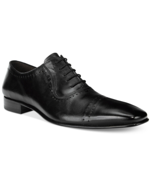 Mezlan Fulton Cap Oxfords, Only at Macy's Men's Shoes