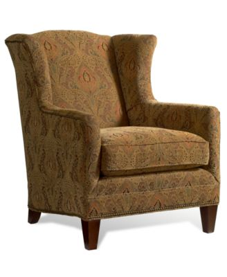 Martha Stewart Collection Living Room Chair Saybridge