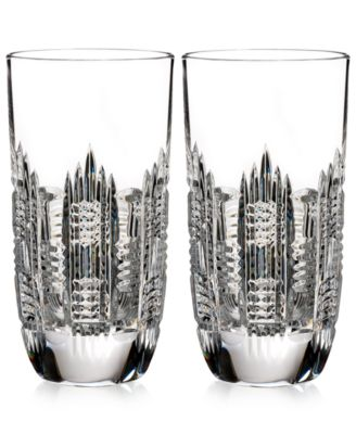 Waterford Dungarvan, Highball Glasses Set of 2