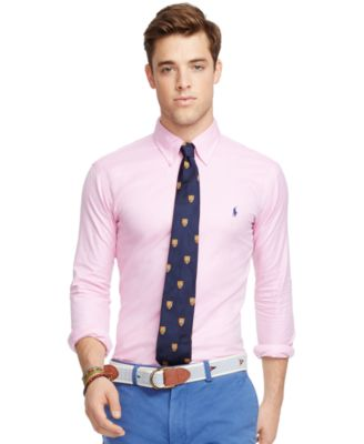 Polo Ralph Lauren Men\u0026#39;s Men\u0026#39;s Long Sleeve Twill Shirt