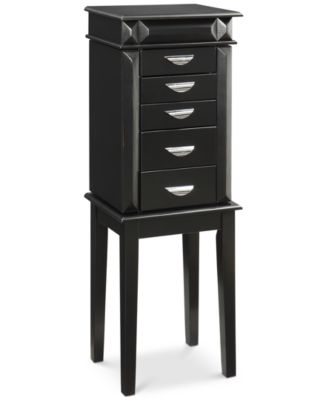 Kriss Jewelry Armoire, Direct Ship
