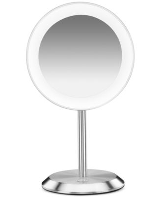 Conair LED Slim Single-Sided Stain Chrome Vanity Mirror
