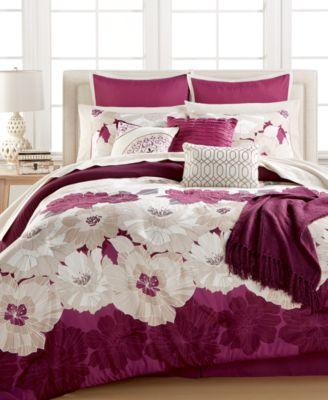 Jamie 14-Pc. King Comforter Set