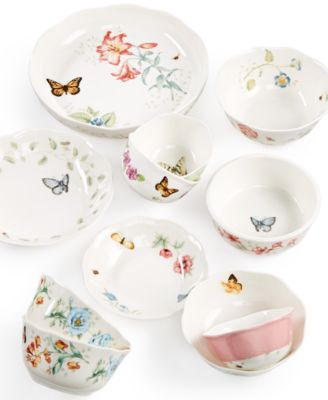 Butterfly Meadow Collection Soup Bowl