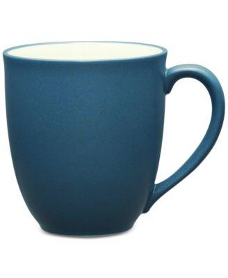 """Noritake """"Colorwave Blue"""" Mug"""