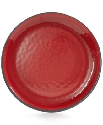 Home Design Studio Paprika Melamine Dinnerware Collection Dinner Plate, Only at Macy's
