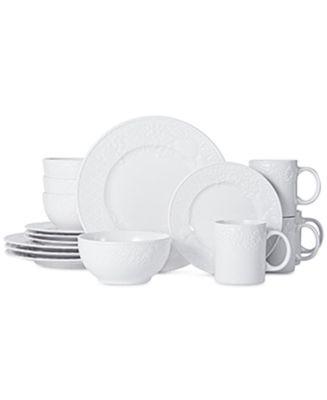 Pfaltzgraff Orchard Grove 16 Piece Dinnerware Set