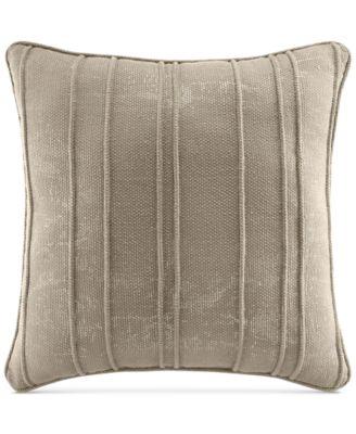 "Croscill Stuyvesant 18"" Square Decorative Pillow"