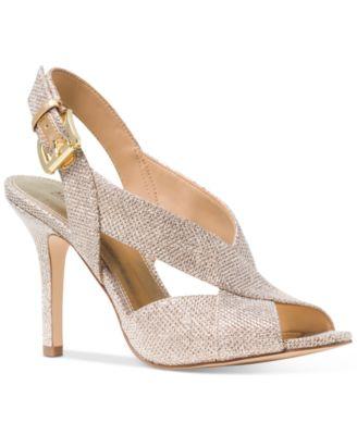 Michael Kors Becky Dress Sandals