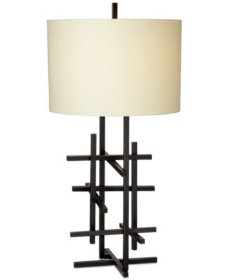 kathy ireland home by Pacific Coast Enchanted Trellis Table Lamp