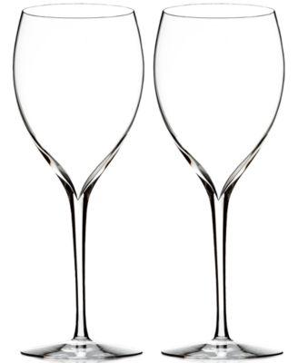 Waterford Sauvignon Blanc Wine Glass Pair