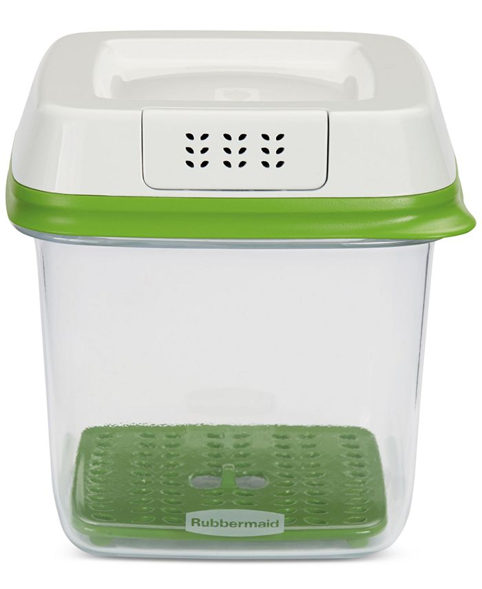 Rubbermaid - FreshWorks 6.3-Cup Medium Produce Saver