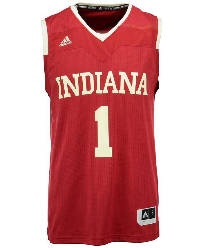 adidas - Men's Indiana Hoosiers March Madness Replica Jersey