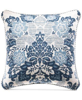 """Croscill Diana 18"""" Square Decorative Pillow"""