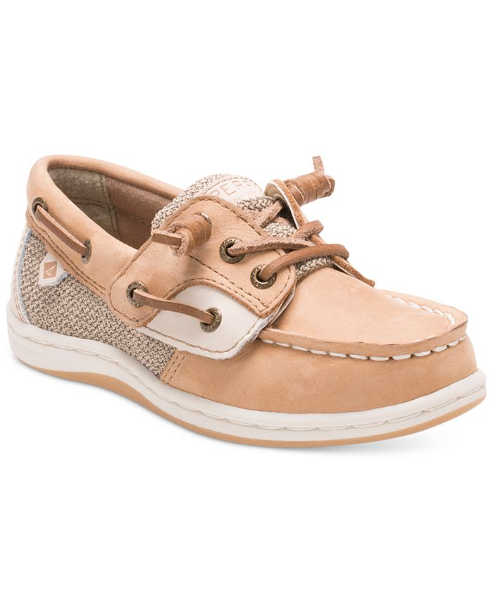 Sperry - Little Girls' or Toddler Girls' Songfish Jr. Boat Shoes