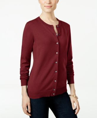 Image of Karen Scott Cardigan, Only at Macy's
