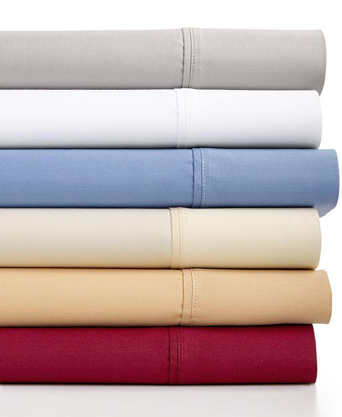 AQ Textiles - Highland 600 Thread Count Extra Deep King Sheet Set