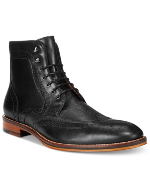 Johnston & Murphy Men's Conard Wingtip Boots Men's Shoes