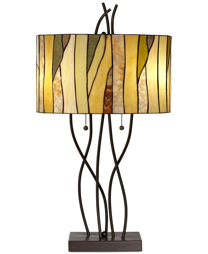 Pacific Coast - Oak Vine Table Lamp